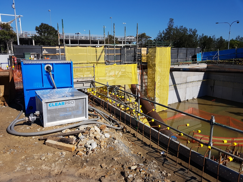 Dewatering Gold Coast