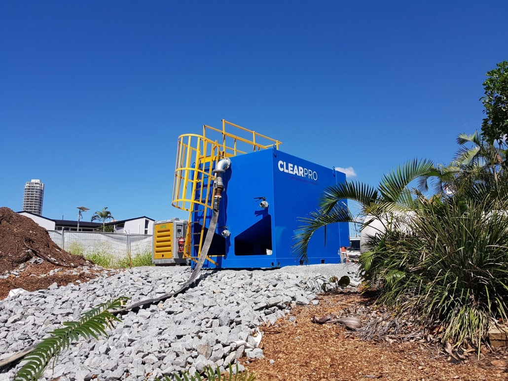 Sewer Network Upgrade QLD